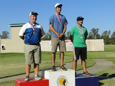 Junior World Skeet Collegiate winners