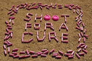 Pink Shells and Clays &quot;Shoot for a Cure&quot;
